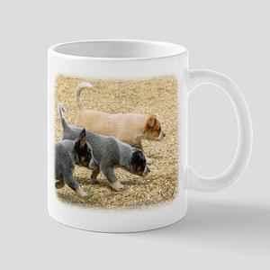 Australian Cattle Dog 8T57D-18 Mug