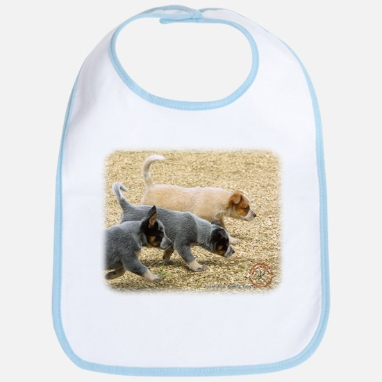 Australian Cattle Dog 8T57D-18 Bib
