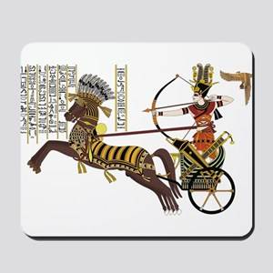 Egyptian queen Mousepad