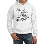 Imaginary Friends Hooded Sweatshirt