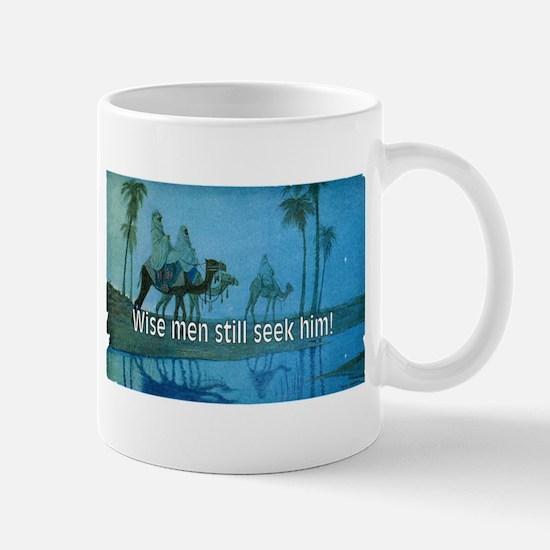 Seek Him Mug