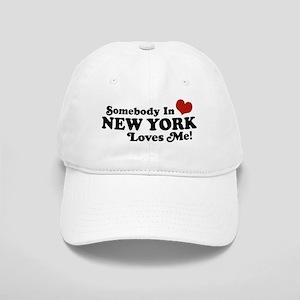 Somebody in New York Loves Me Cap