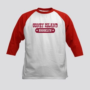 Coney Island Kids Baseball Jersey