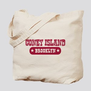 Coney Island Tote Bag