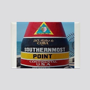 Key West Southern Most Point Monument Magnets