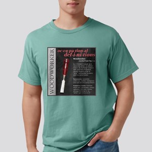 Woodworker White T-Shirt