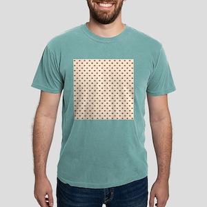 Small Sock Monkey Face Print Mens Comfort Colors®