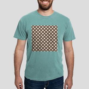 Dots on Gray Mens Comfort Colors® Shirt