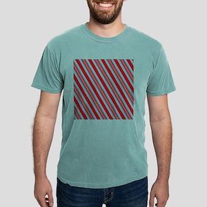 Nautical Sailor Stripes Mens Comfort Colors® Shirt