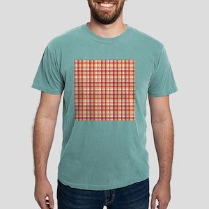 Picnic Plaid Print Mens Comfort Colors® Shirt