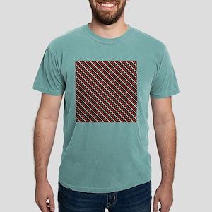 Nautical Pirate Stripes Mens Comfort Colors® Shirt