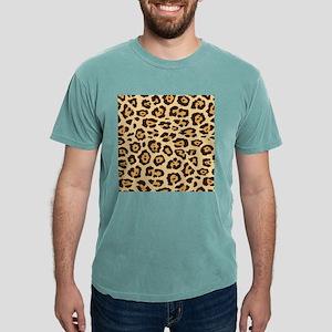 Leopard Animal Print Mens Comfort Colors® Shirt