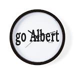 go Albert Wall Clock