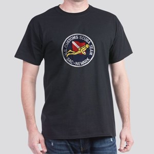 Customs Dive Team Dark T-Shirt
