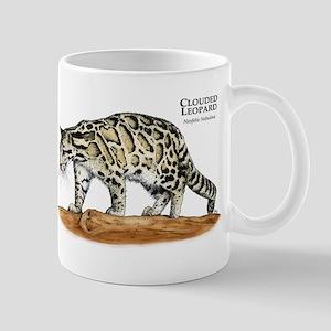 Clouded Leopard Mug