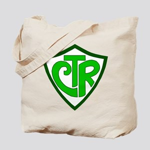 "CTR ""Choose the Right"" Tote Bag"