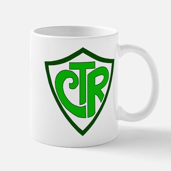 "CTR ""Choose the Right"" Mug"
