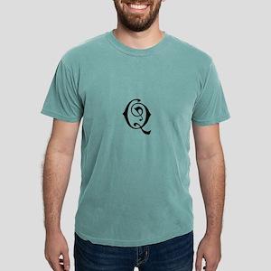Royal Monogram Q Mens Comfort Colors® Shirt