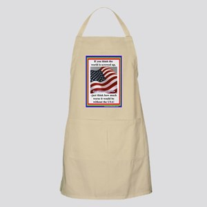 """It Could Be Worse"" BBQ Apron"
