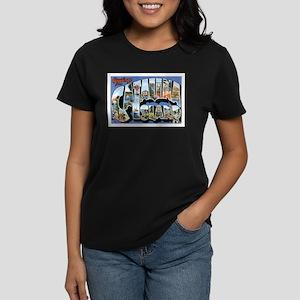 Catalina Island CA Women's Dark T-Shirt