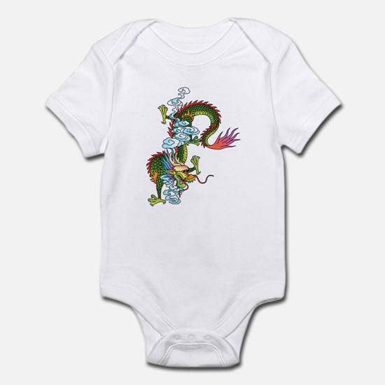 Dragon Tattoo Art Infant Bodysuit