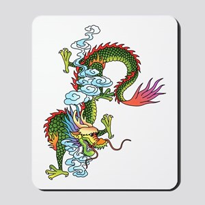 Dragon Tattoo Art Mousepad