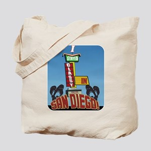 Classy San Diego Tote Bag