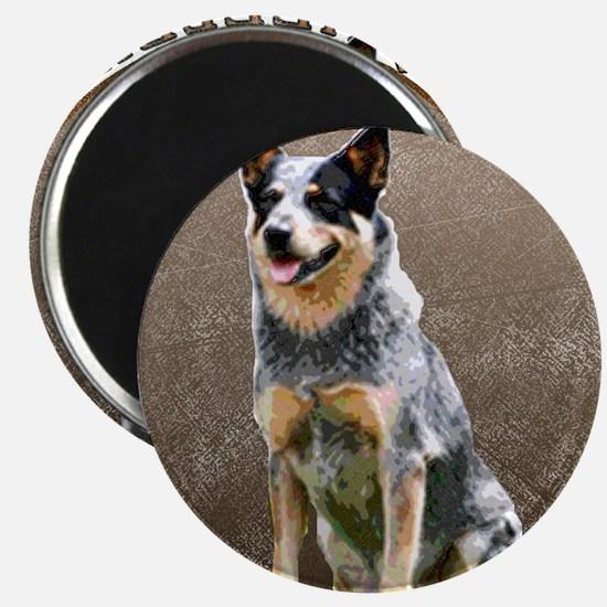 Australian Blue Heeler Magnet