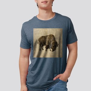 Vintage Bison Women's Dark T-Shirt