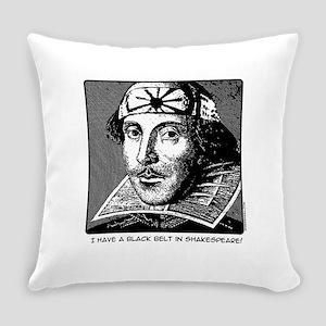3-shakespeare10x10_5s2s Everyday Pillow