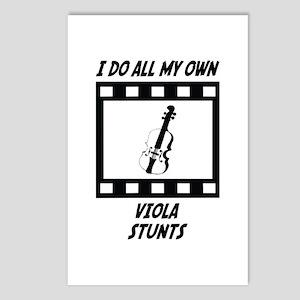 Viola Stunts Postcards (Package of 8)