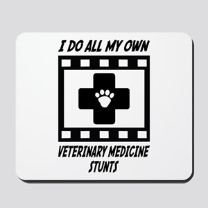 Veterinary Medicine Stunts Mousepad