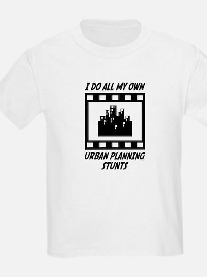 Urban Planning Stunts T-Shirt