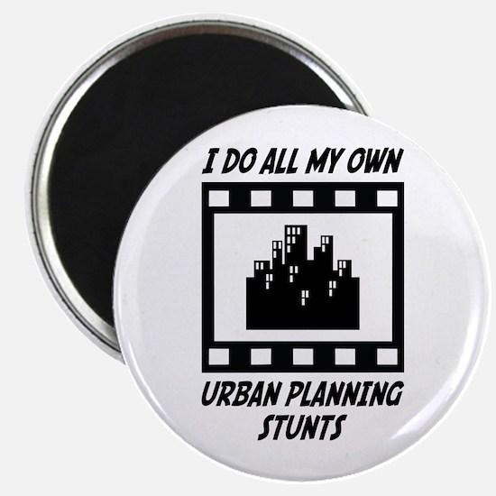 Urban Planning Stunts Magnet