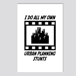 Urban Planning Stunts Postcards (Package of 8)