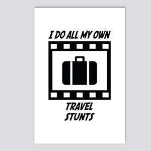 Travel Stunts Postcards (Package of 8)