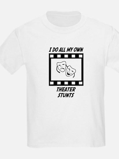 Theater Stunts T-Shirt