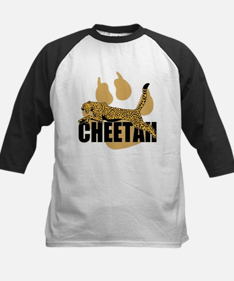 Cheetah Power Kids Baseball Jersey