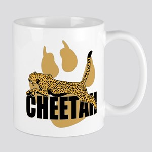 Cheetah Power Mug