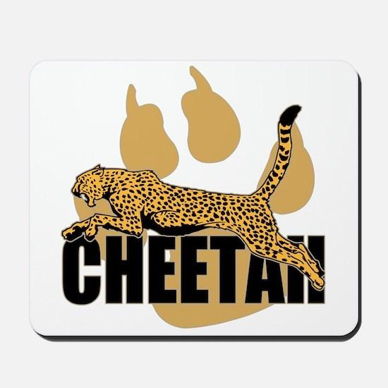 Cheetah Power Mousepad
