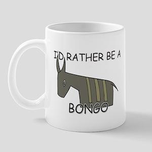 I'd Rather Be A Bongo Mug