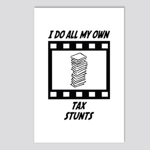 Tax Stunts Postcards (Package of 8)