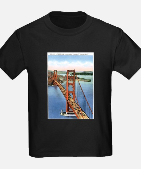 Golden Gate CA T