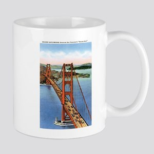 Golden Gate CA Mug