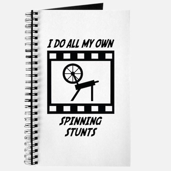 Spinning Stunts Journal