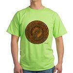 Helian Mural Green T-Shirt