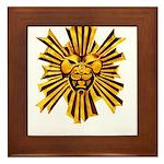 Icon of Merrasat Framed Tile