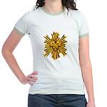 Icon of Merrasat Jr. Ringer T-Shirt