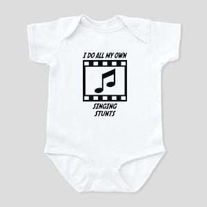 Singing Stunts Infant Bodysuit
