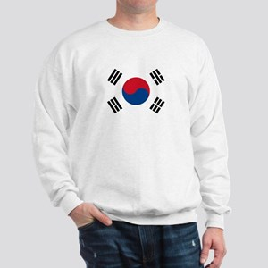 South Korean Flag Sweatshirt